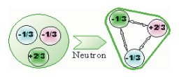 Triangle shaped neutron